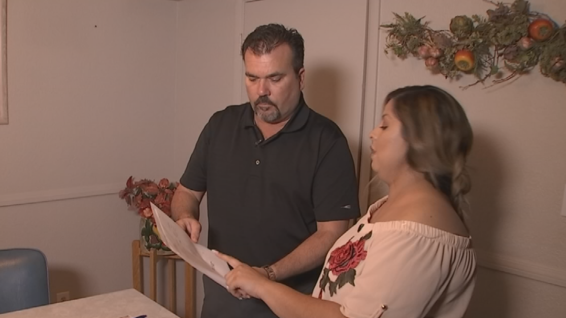 As a result, the Vasquez family tells 3 On Your Side that Cenlar Mortgage electronically withdrew a total of $14,000 over the course of those two years when they shouldn't have. (Source: 3TV)