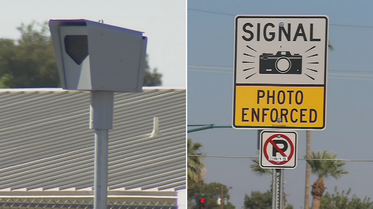 Another bill to ban photo enforcement cameras is at the state Legislature. (Source: 3TV/CBS 5)