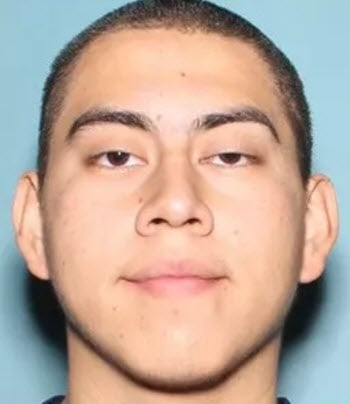 Erick Ordonez Huerta. (Source: Glendale Police Department)