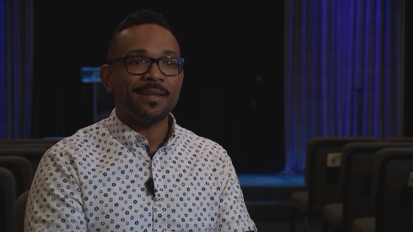 Pastor Daniel Felipe uses the power of prayer every week at the Lynnhaven Church in Phoenix. But sometimes parishioners need something more, like food, clothing and a place to sleep. (Source: 3TV/CBS 5)