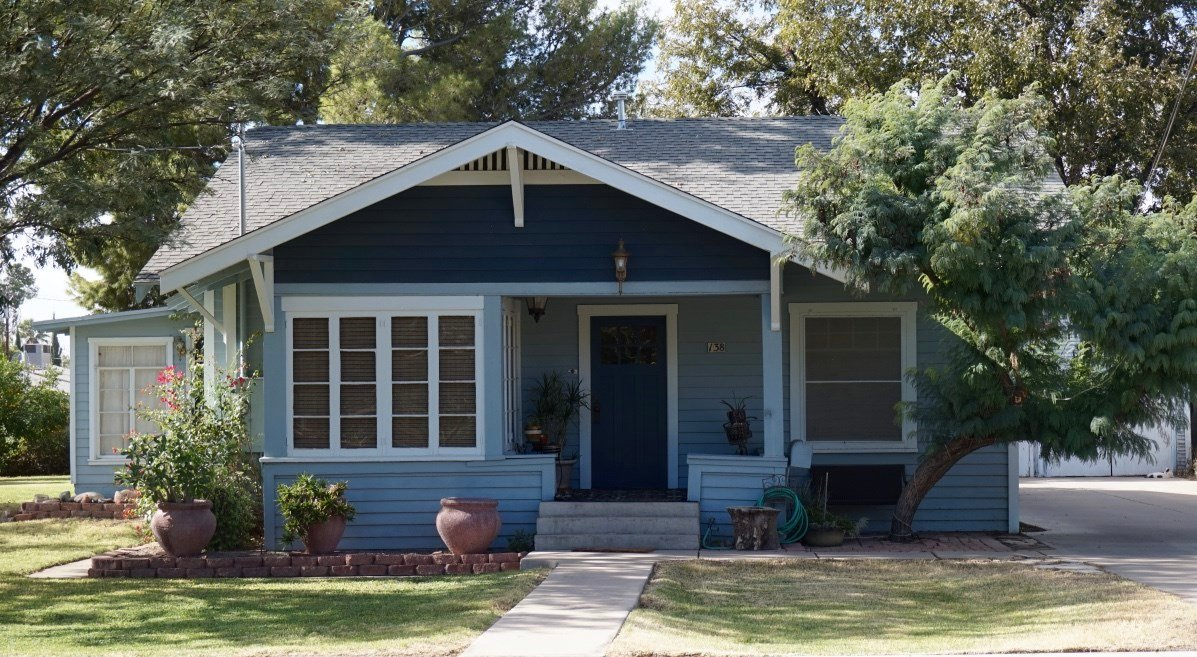 Some of the architectural types featured include Bungalow, Colonial Revival and Ranch. (Source: City of Mesa)