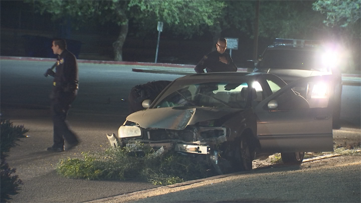 A foot pursuit was initiated after Davis crashed the car and bailed. During the pursuit, Davis ditched his weapon, court documents said. (Source: 3TV/CBS 5)