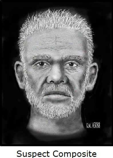 Composite sketch of suspect police say tried to abduct a 17-year-old girl. (Source: Phoenix Police Department)