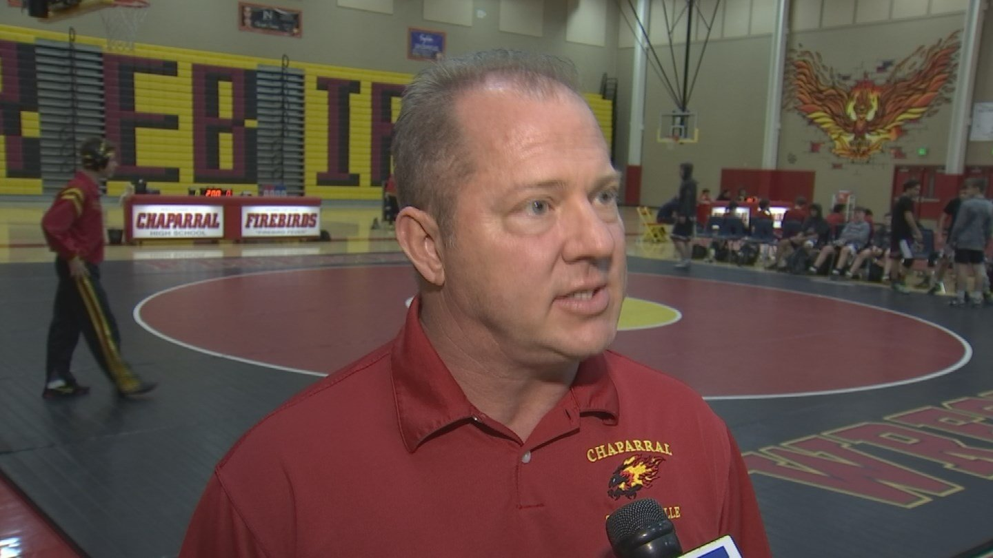 Coach Lane Neville (Source: 3TV/CBS 5)
