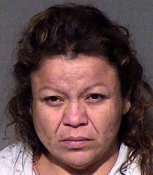 Rosemary Velazco, sentenced to life in prison for the 2015 death of her 3-year-old daughter. (Source: Maricopa County Sheriff's Office)