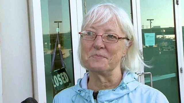 Her streak continued at Sky Harbor Airport. On August 14, Hartman was given a warning for trying to enter a security checkpoint without a ticket. Twelve days later, she was arrested in an airport terminal for criminal trespass. (Source: 3TV/CBS 5)