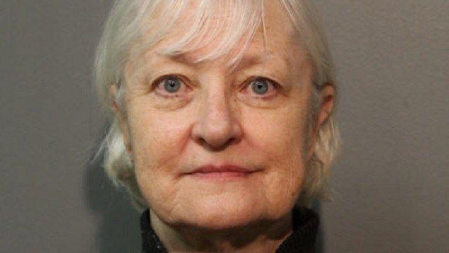 Mug shot of Marilyn Hartman. (Source: Chicago Police Department via AP)