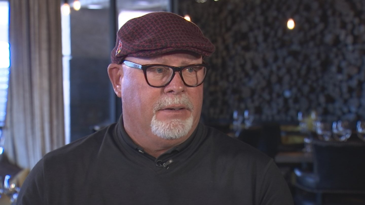 Former Arizona Cardinals head coach Bruce Arians sat down with Good Morning Arizona's Javier Soto and discussed about why he left the team.  (Source: 3TV/CBS 5)