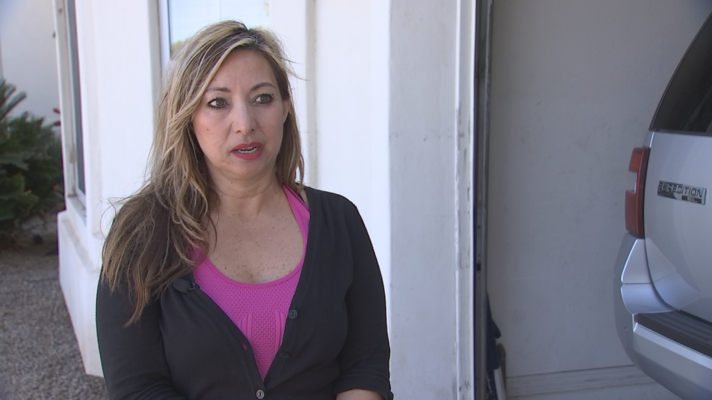 Esber has made it her mission to warn others about the dangers of carbon monoxide. (Source: 3TV/CBS 5)