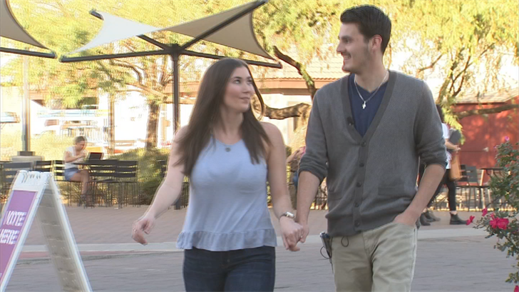 The two first met back in first grade but wasn't until their senior year in high school that they became a couple. (Source: 3TV/CBS 5)