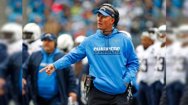 New Arizona Cardinals offensive coordinator Mike McCoy said he will adjust his system to the abilities of whoever winds up being the team's quarterback. (Source: AP Photo)