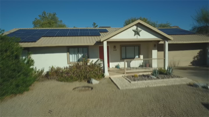 Woolley told us how her utility bills actually increased after going solar. (Source: 3TV)