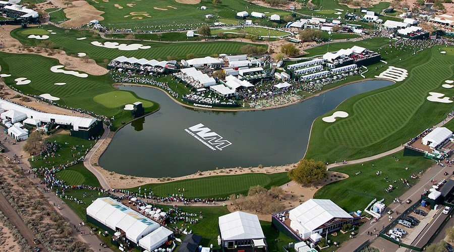PGA Tournament Odds: Waste Management Phoenix Open 1/30/18