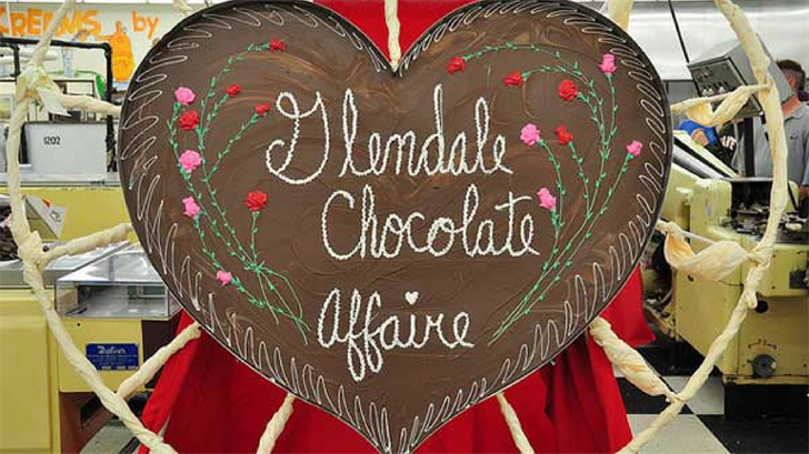 Glendale Chocolate Affaire starts on Feb. 9. (Source: City of Glendale/ Austin Appel)