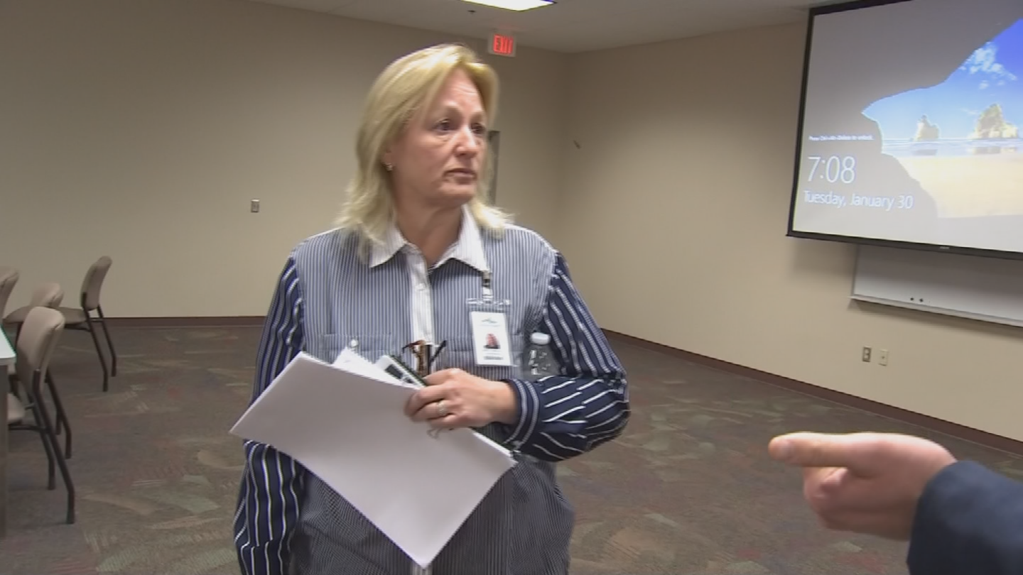 Superintendent Dr. Denise Birdwell said the district would provide a statement Wednesday. (Source: 3TV/CBS 5)