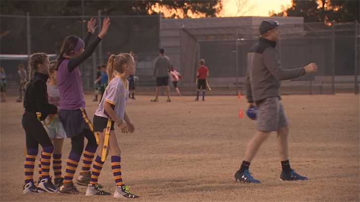 On any given night of the week throughout the Valley, flag football teams are out on the practice fields. (Source: 3TV/CBS 5)