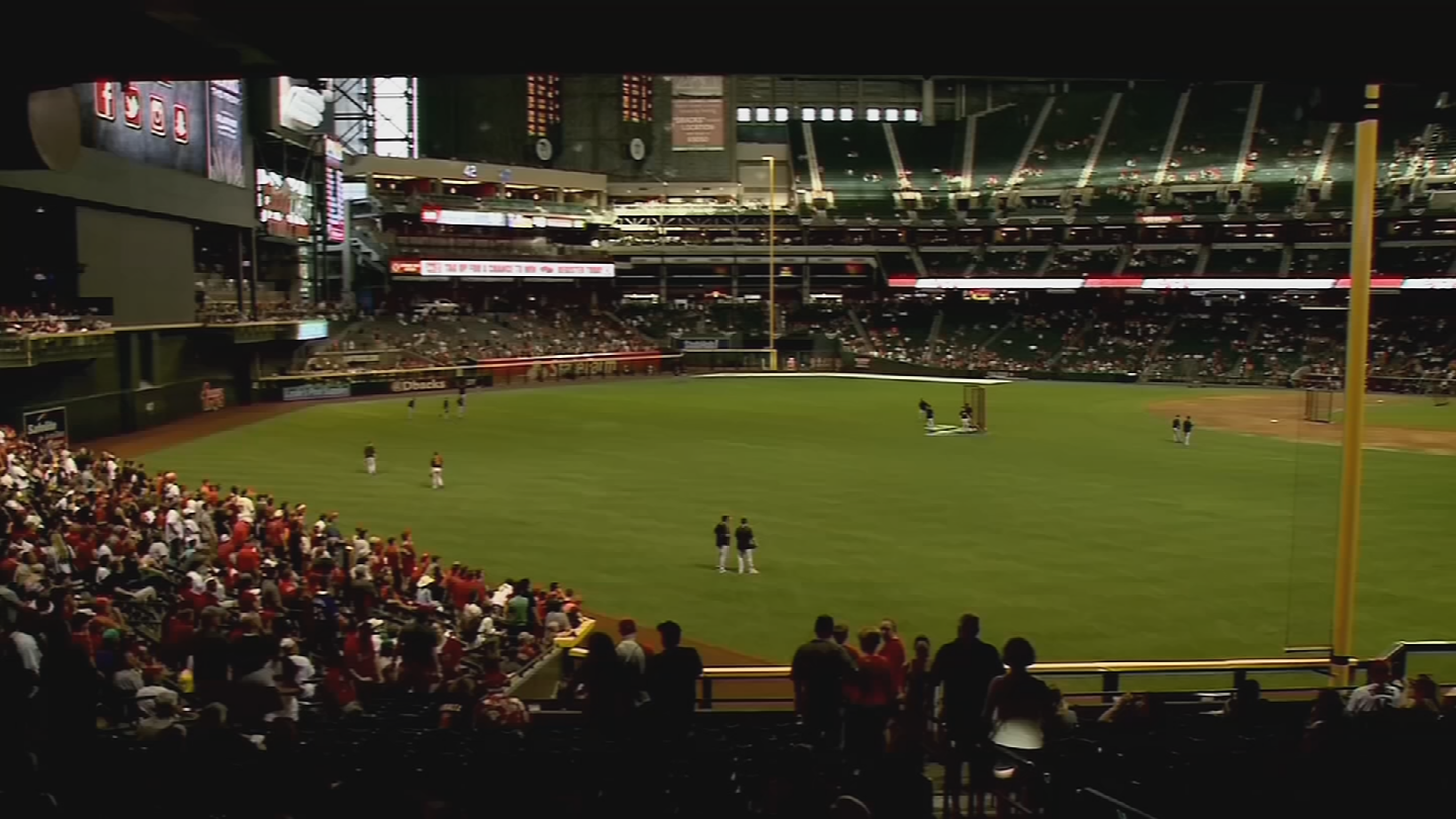 More safety: D-backs to extend netting at Chase Field
