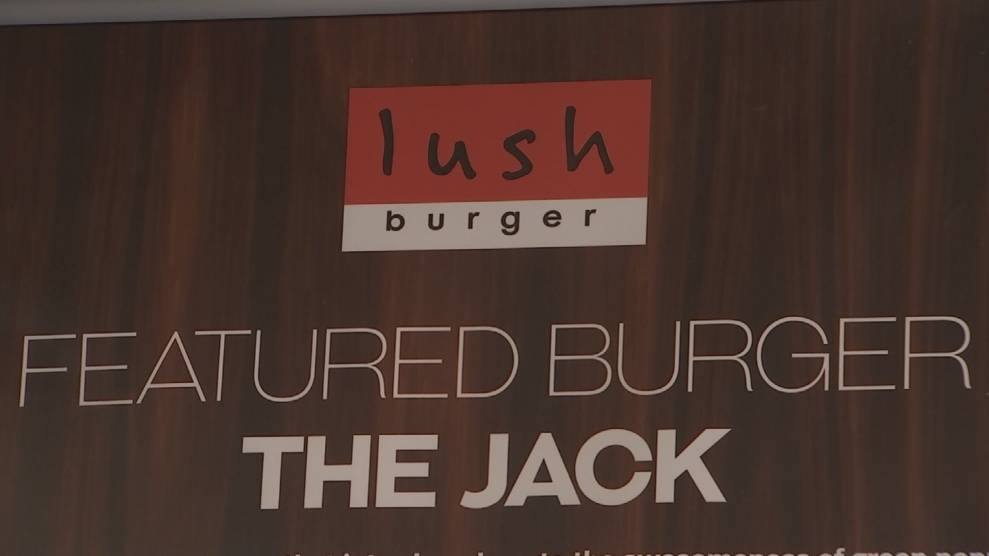 Jay Hoff, owner of Lush Burger, has responded to critics on Yelp. (Source: 3TV/CBS 5)