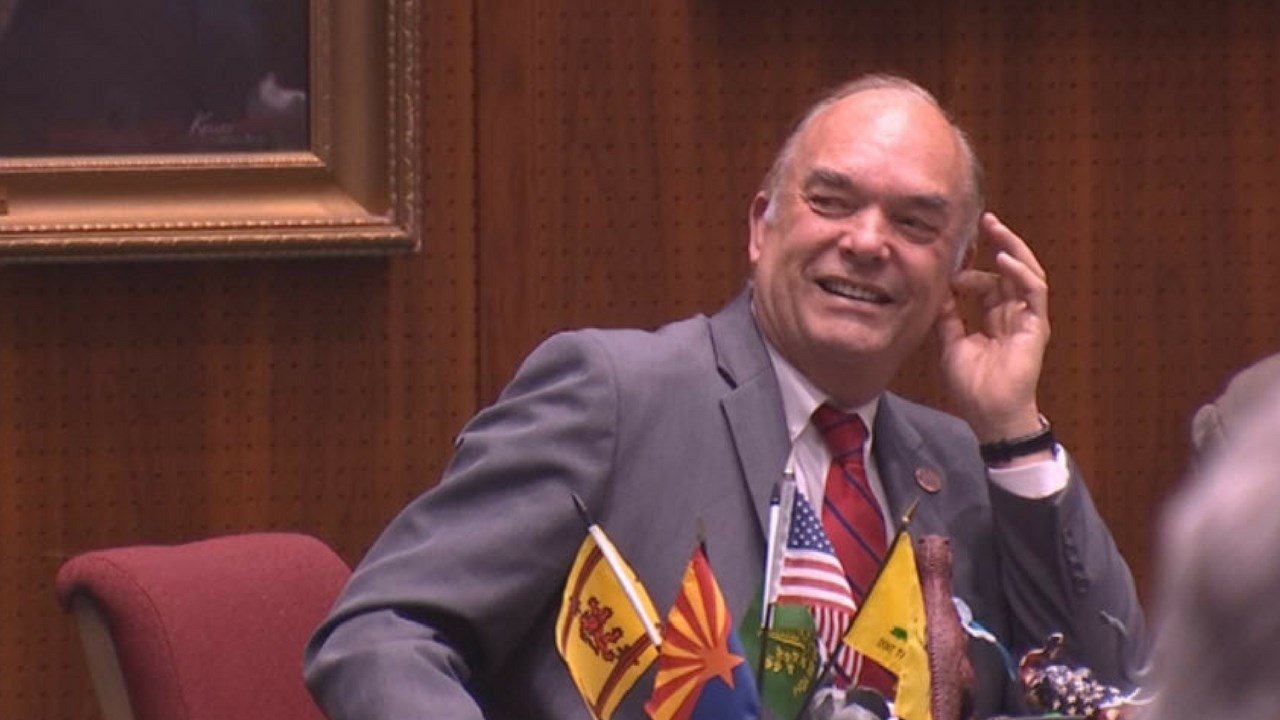 Rep. Shooter expelled from AZ House of Representatives