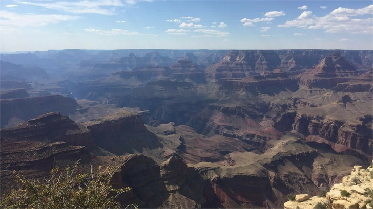 Road improvement project will continue on the Grand Canyon's South Rim. (Source: 3TV/ CBS 5)