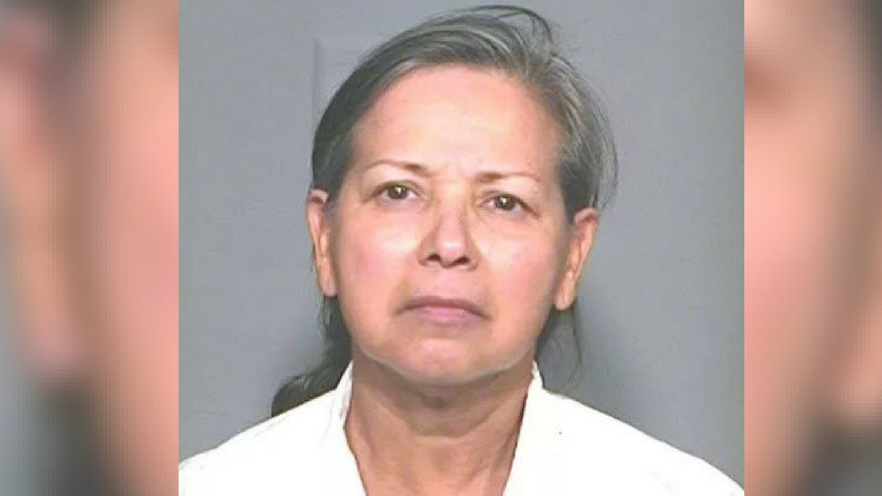 Elizabeth Ramirez, 59, charged with second-degree murder in the death of her mother (Source: Maricopa County Sheriff's Office) Elizabeth Ramirez, 59, charged with second-degree murder in the death of her mother (Source: Maricopa County Sheriff's Office)