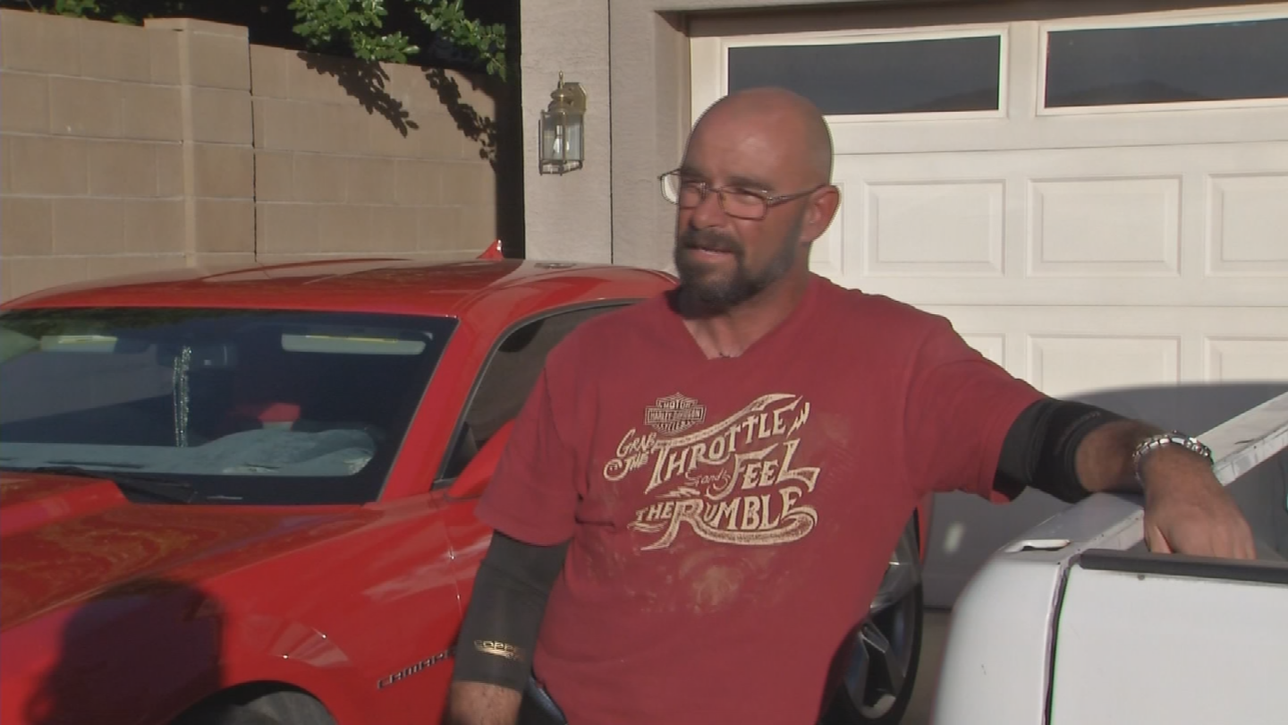 Michael's brother Rich Kempf. (Source: 3TV/CBS 5)