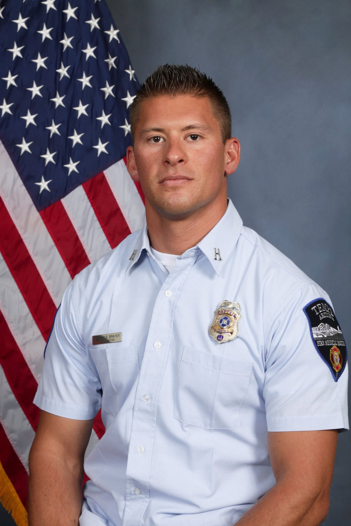 Kyle Brayer, 34 (Source: Tempe Fire Medical Rescue Department)