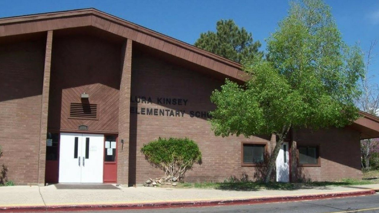 Kinsey elementary school. 2 Feb. 2018 (Source: Flagstaff Unified School District)