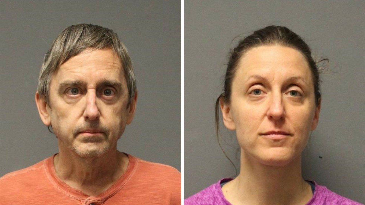 Douglas Gilbert, 60, and Kimberly Korba, 57, of Sedona. 5 Feb. 2018 (Source: Yavapai County Sheriff Dept.)