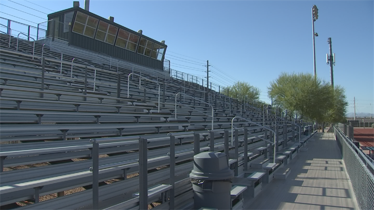 Four football programs are being eliminated at MCCCD. (Source: 3TV/CBS 5)