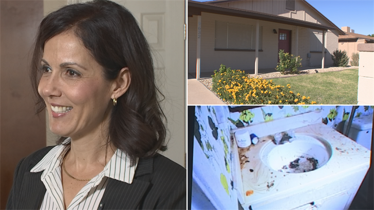 "Marielyn Almeida said she is happy with the mediation settlement after taking two realtors to court over her ""house of horrors."" (Source: 3TV)"