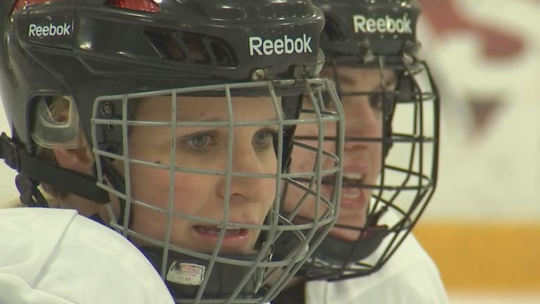 The ASU women's hockey team has qualified for the WWCHL playoffs. (Source: 3TV/CBS 5)