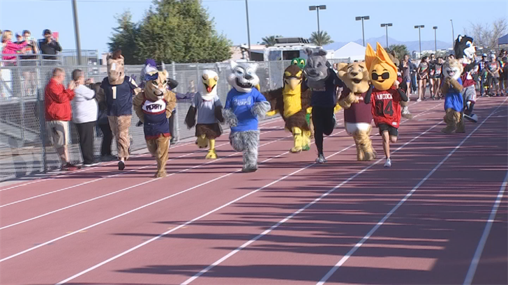 Over 400 runners turned out for this Sunday's All In Run hosted by Chandler School Boosters. (Source: 3TV/CBS 5)