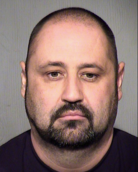 Jose Casas booking photo (Source: Maricopa County Sheriff's Office)