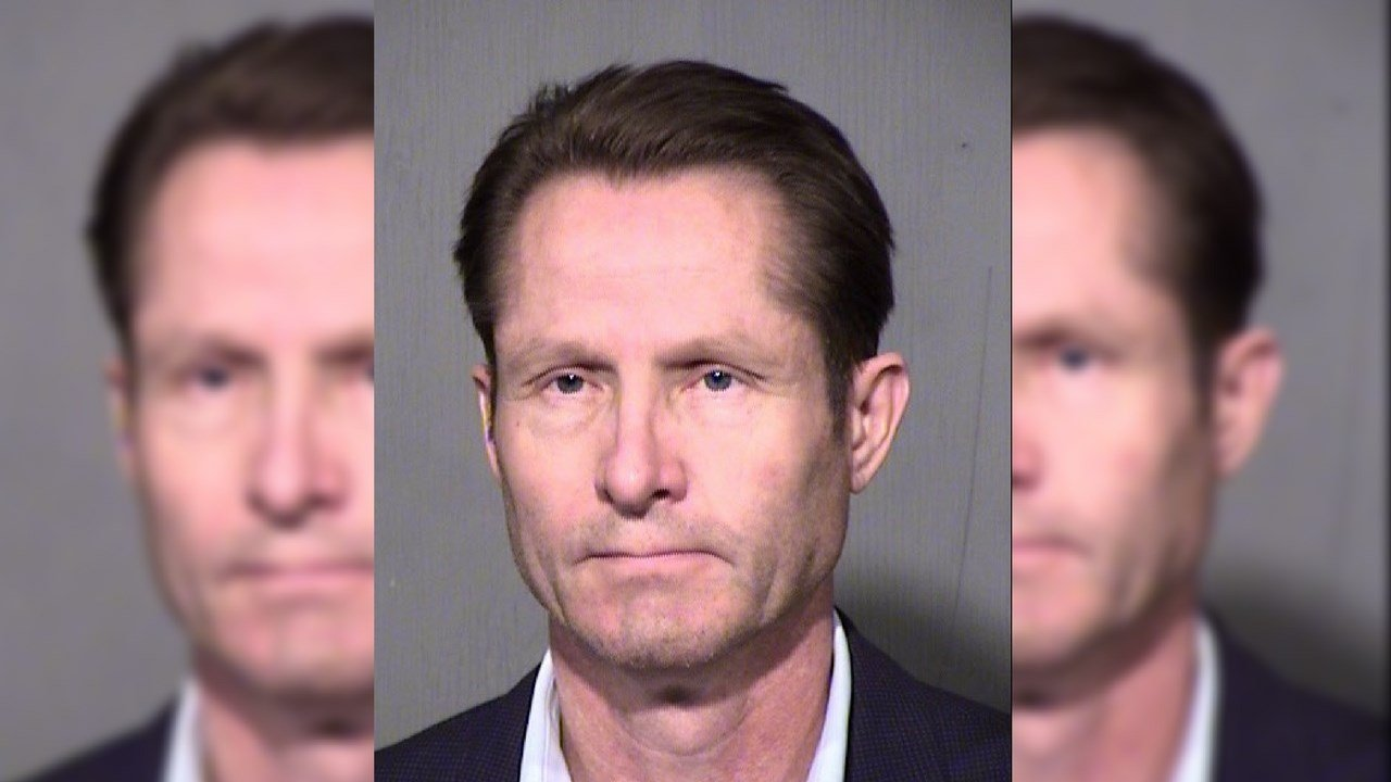 Authorities say a Phoenix-area real estate agent has been convicted of fraudulent schemes and theft for defrauding two banks in a short-sale home scam. (Source: Attorney General's Office)