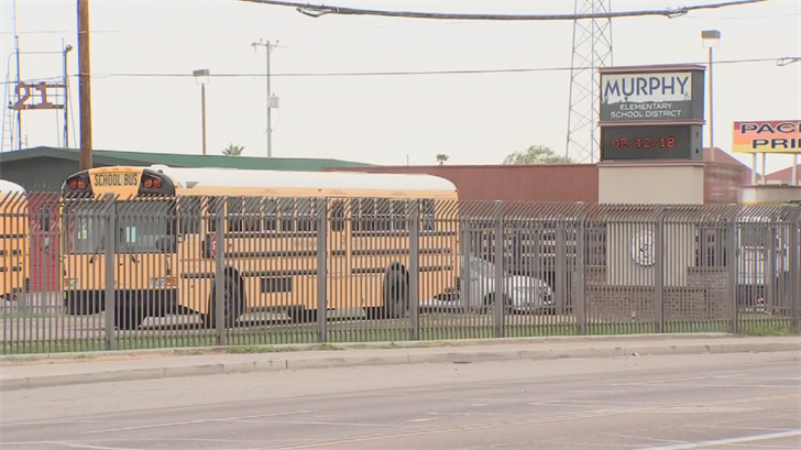 School officials confirmed 28 of the district's 60 teachers called out, although it's unknown if all of them did so in protest. (Source: 3TV/CBS 5)