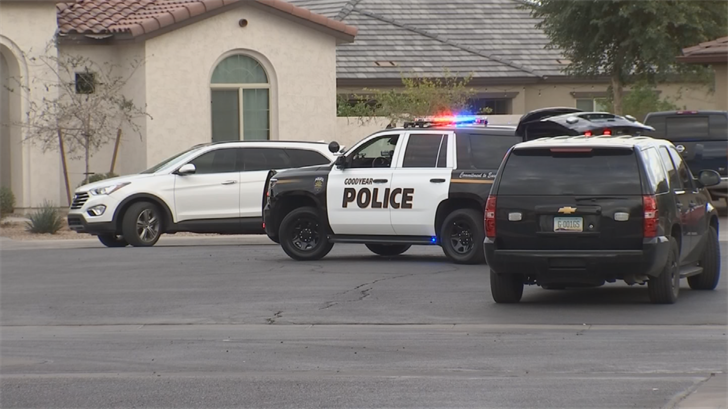 Police said one of the calls came just after 3 p.m. (Source: 3TV/CBS 5)