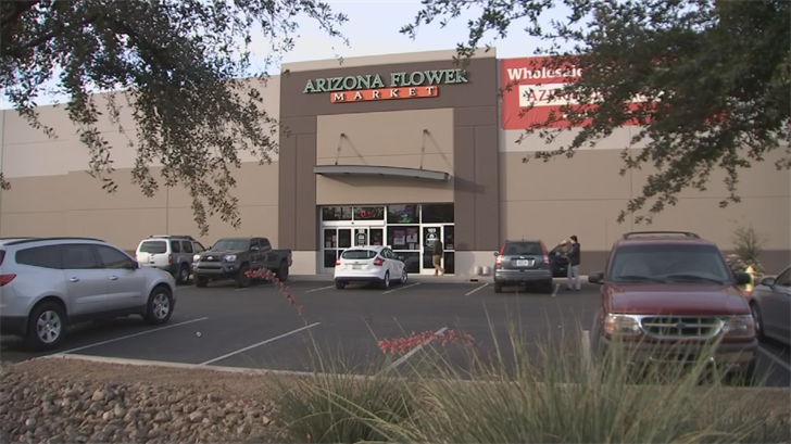 Aisles are filled with people looking for that perfect gift. (Source: 3TV/CBS 5)