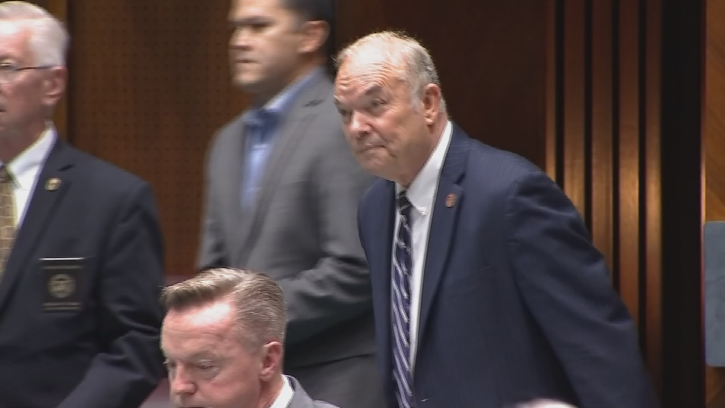 He replaces former Rep. Don Shooter, who was expelled by a 56-3 vote on Feb. 1. (Source: 3TV/CBS 5)