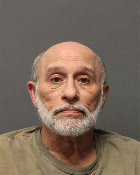 Mug shot of 65-year-old Larry Moore. (Source: YCSO)