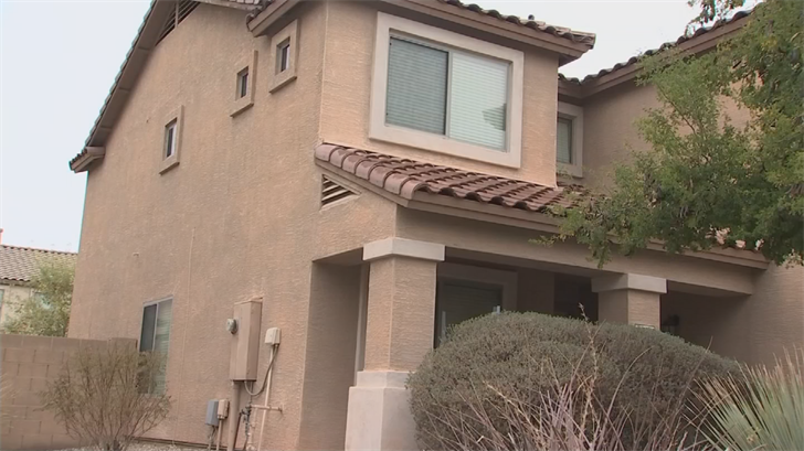 Other houses don't look like they need new paint. (Source: 3TV/CBS 5)