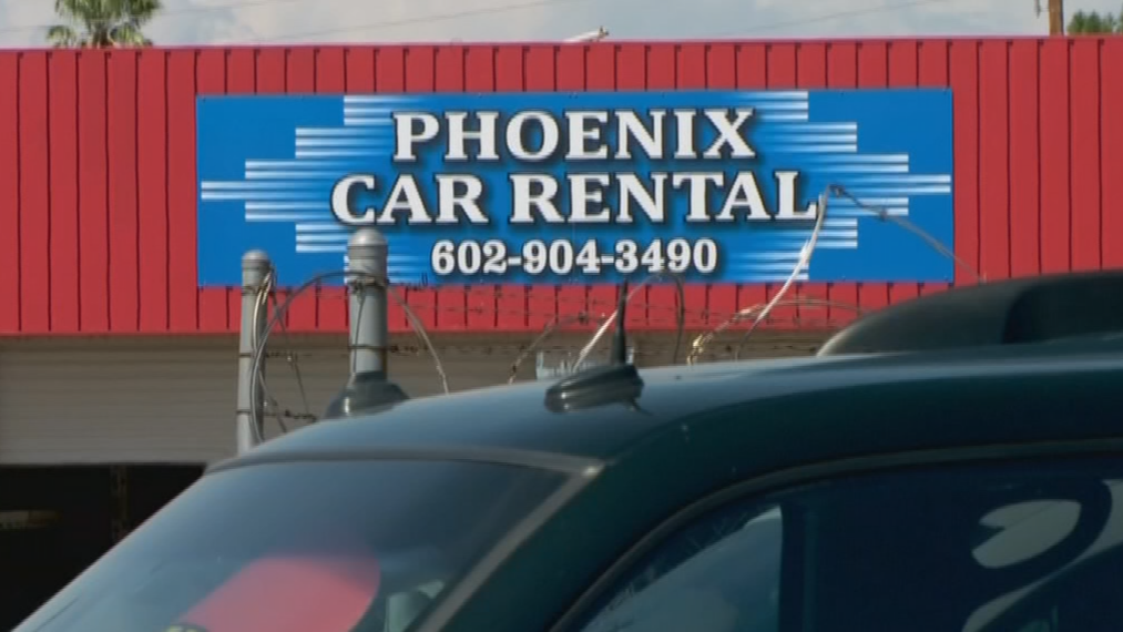 Phoenix Car Rental and Saban's Rent-A-Car will have to fork over $1.85 million. (Source: 3TV)