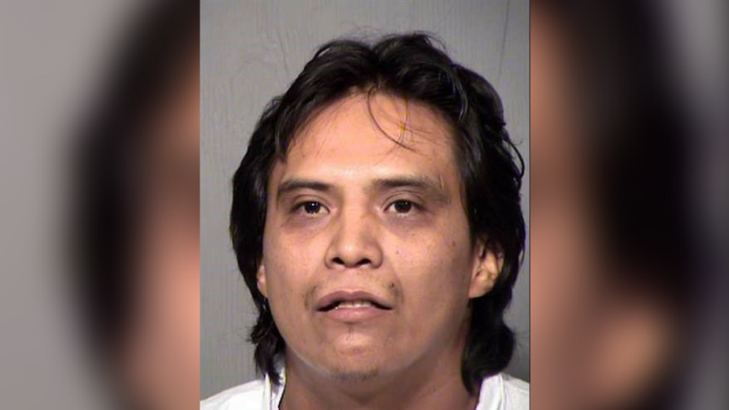 Court documents revealed a Phoenix homicide suspect called 911 just minutes before stabbing and killing a man saying he was going to go look for someone and hurt them. (Source: Maricopa County Sheriff's Office)