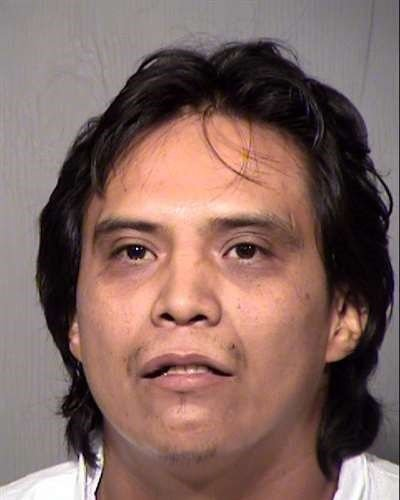 Mug shot of 37-year-old Ysidro Ramon Reyes. (Source: Maricopa County Sheriff's Office)