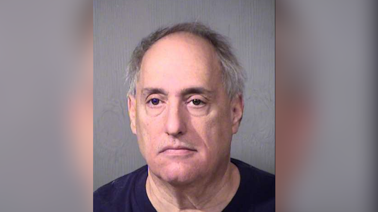 Richard Mark Schmerman, former securities salesman and ex-investment adviser has been sentenced to five years in prison and ordered to pay $3.1 million in restitution on fraud and theft charges. (Source: Maricopa County Sheriff's Office)