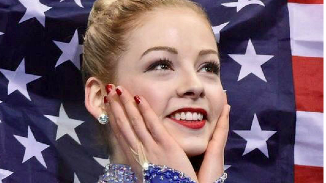 The Ice Den in Scottsdale recently announced that two-time U.S. champion and Olympian Gracie Gold has joined its professional figure skating coaching staff. (Source: Ice Den)