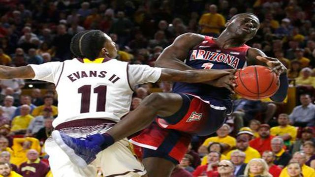 Sun Devils host rival Arizona in ranked showdown — ASU Basketball
