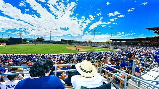 Volunteers are needed for Spring Training at Camelback Ranch (Source: Camelback Ranch)