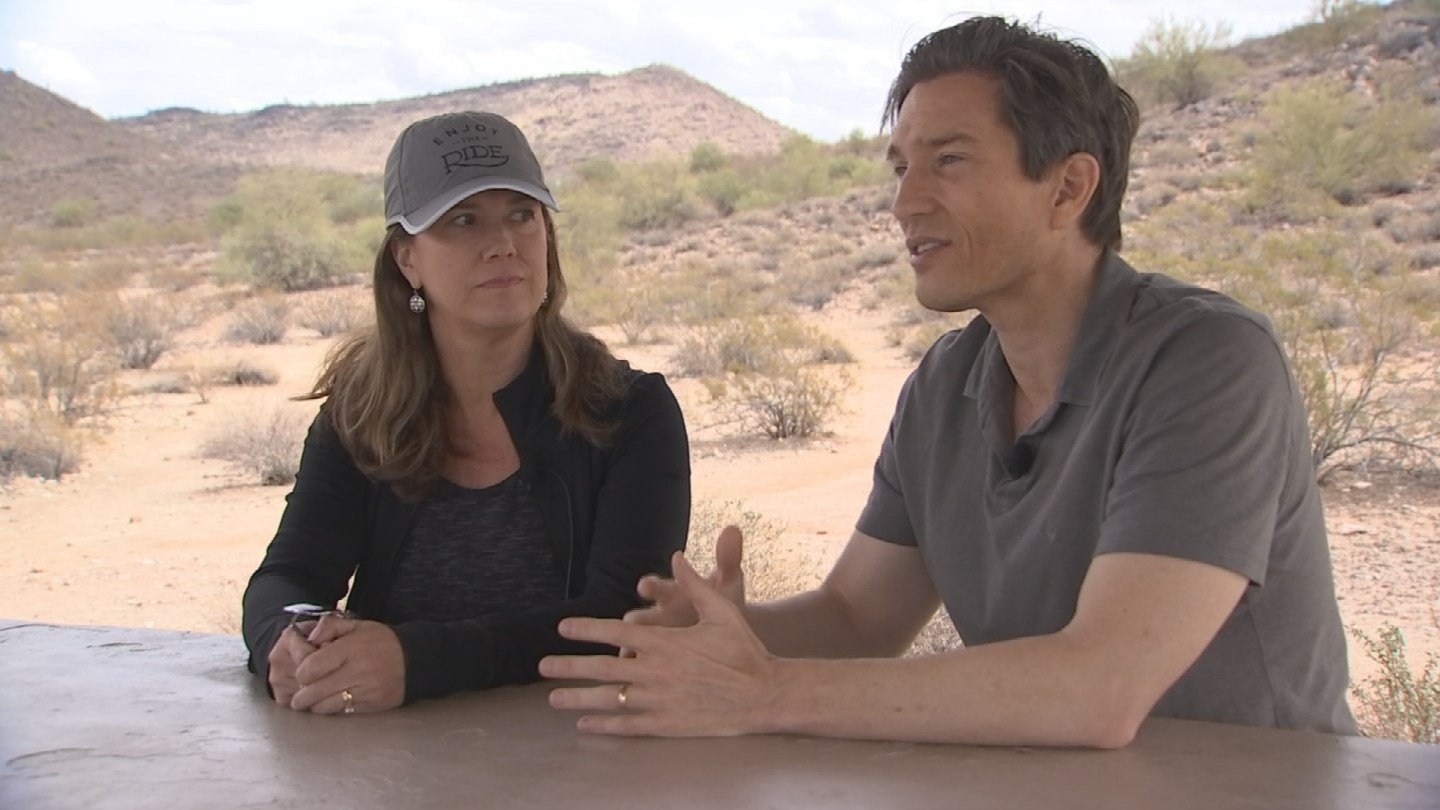 Phil and Corinne Lovas (Source: 3TV/CBS 5)