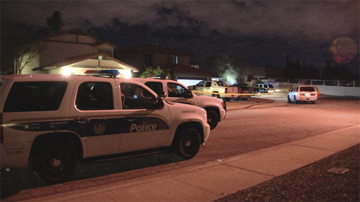 Police said they are actively investigating the shooting as a homicide. (Source: 3TV/CBS 5)
